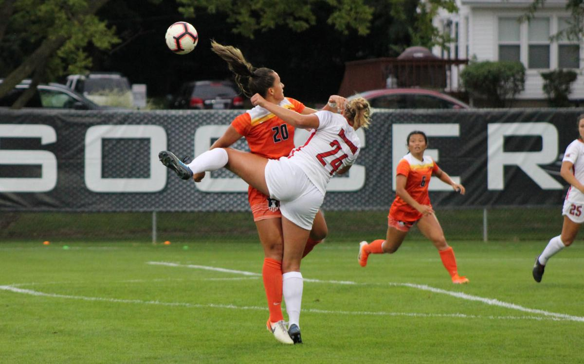 redbirds vs illini women's soccer, alissa ramsden