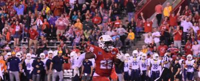 Robinson ignites Redbirds into FCS quarterfinals with 24-14 win at Central Arkansas