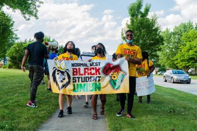 Normal Community West High School March