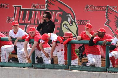 Illinois State baseball stumped by Sycamores, fall to second place in MVC standings