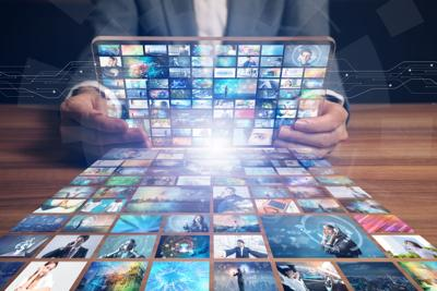 video hosting website.