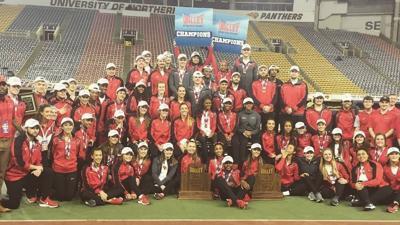 ISU track & field wins back-to-back MVC indoor championships