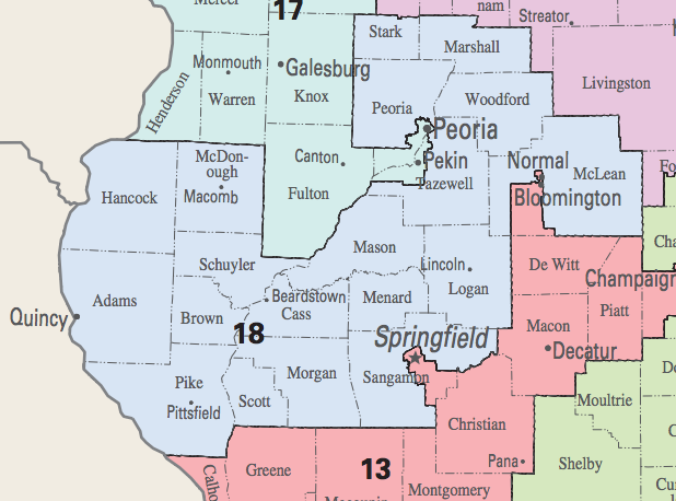 Know Your District Candidates In The Congressional Race News - Illinois 13th congressional district