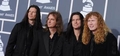 Megadeth cancels at State fair