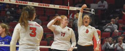 Volleyball will take on Wisconsin in the opening round of the NCAA Tournament