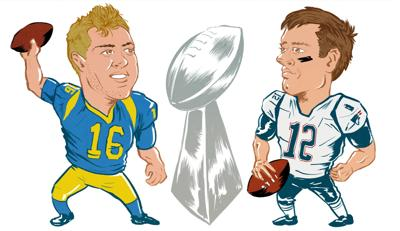 Vidette Sports staff makes Super Bowl LIII predictions
