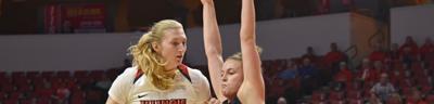 Women's basketball: Redbirds fall to Marquette 58-41