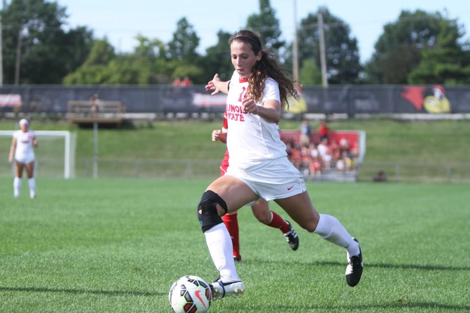 Women's soccer remains undefeated in conference play