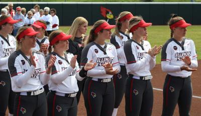 Four ISU softball players named to MVC All-Conference Teams