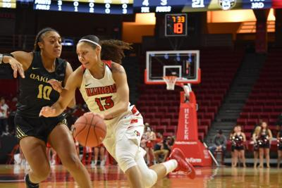Women's hoops prepares for final home stand