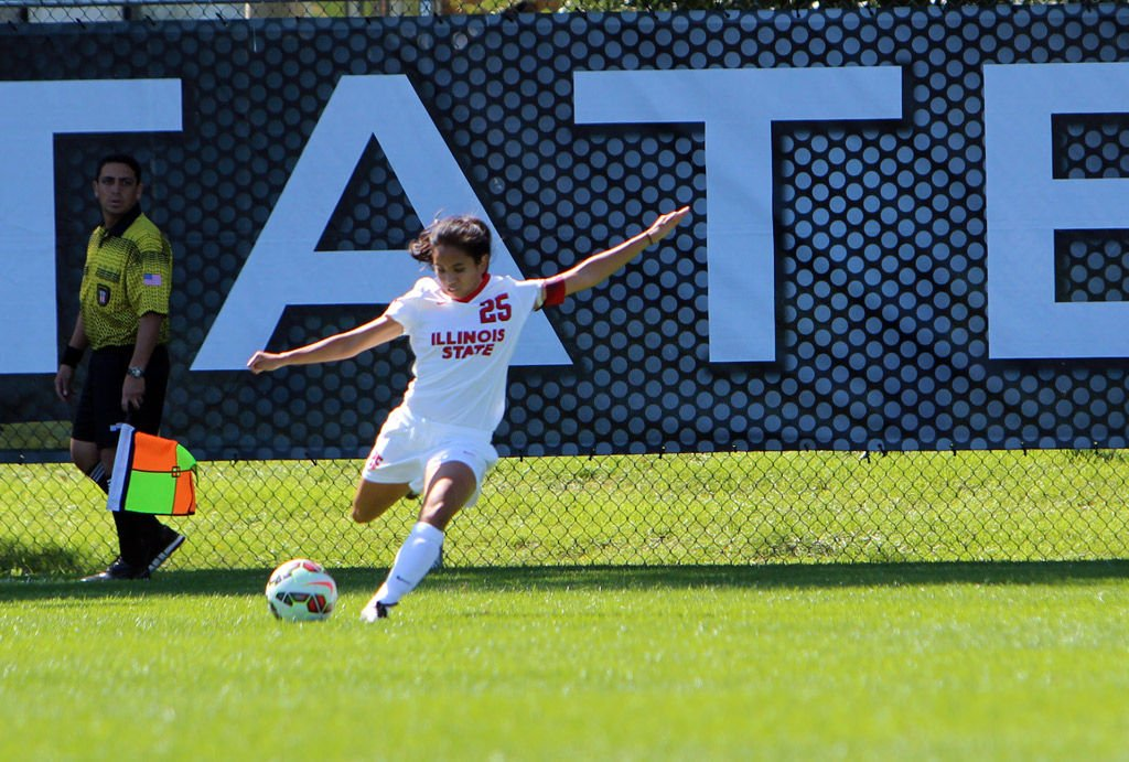 ISU women's soccer ends three-game losing skid, captures wins against SEMO and Baylor