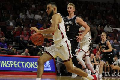 Former ISU men's basketball guard Lijah Donnelly transfers to Lincoln College