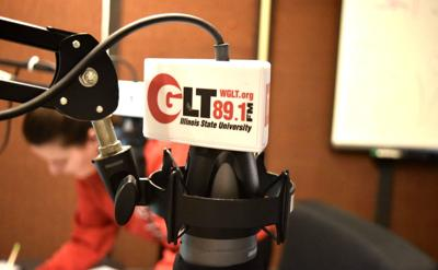 WGLT ofificially assumes management of WCBU; McBride details changes