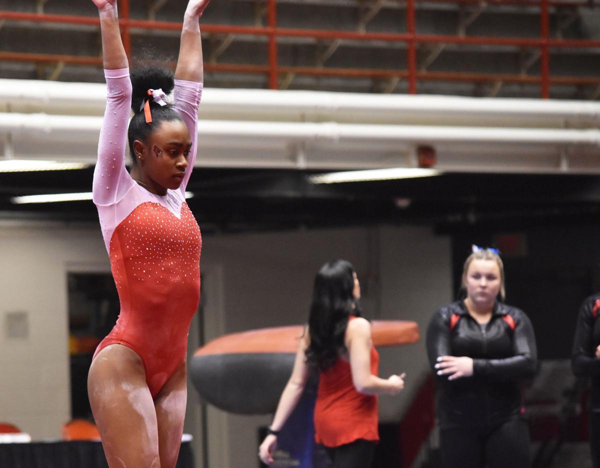 Gymnastics 2020