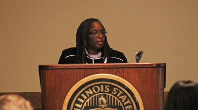 Provost forums continue, Pratt-Clark focuses Thursday discussion on her vision for ISU