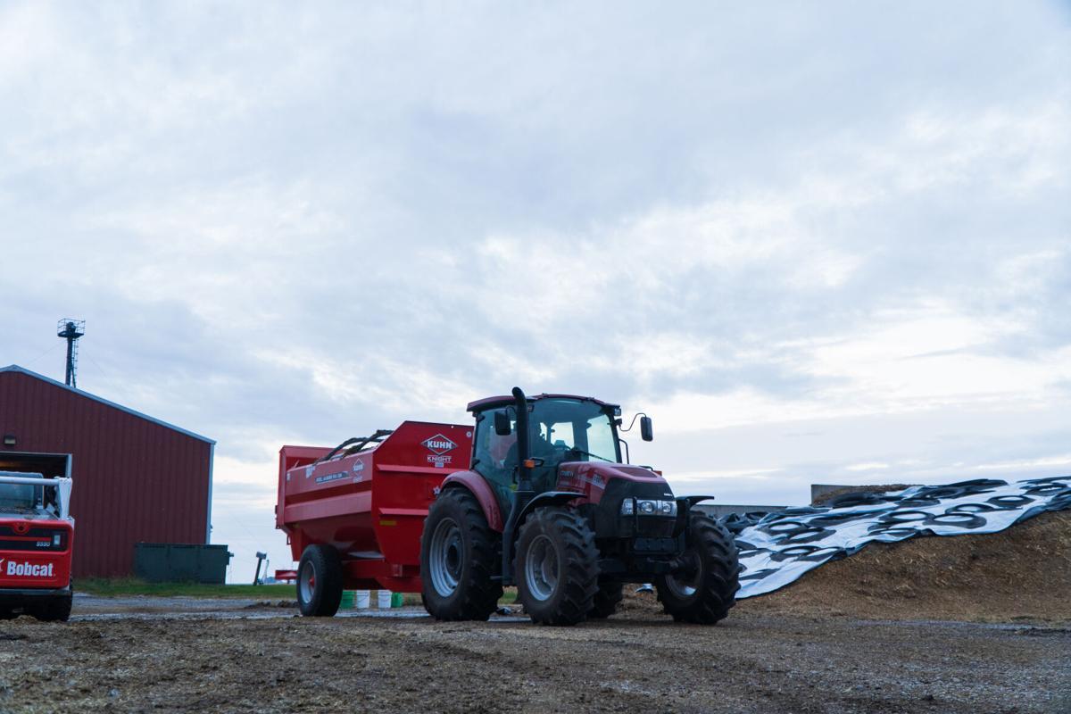 ISU Farms Tractor