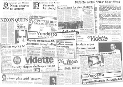 Vidette Archives
