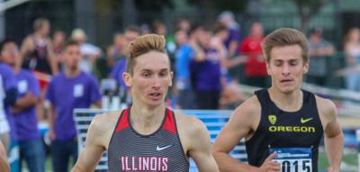 Anstey emerges as leader for ISU track and field, cross country