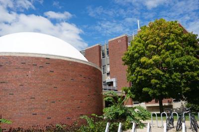 ISU Planetarium