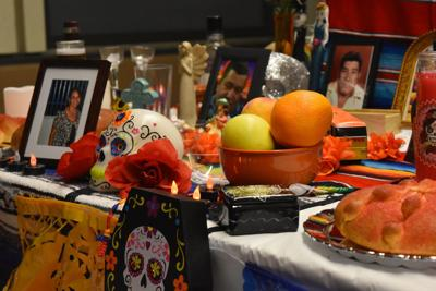 Day of the Dead celebrations continue on campus