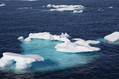 Research led by ISU professor shows melting Arctic ice can lead to meltable temperatures
