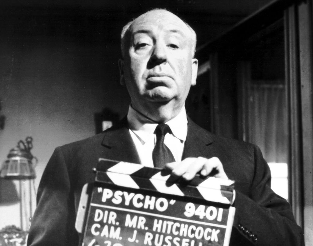The deviation from the norm in the film hitchcock