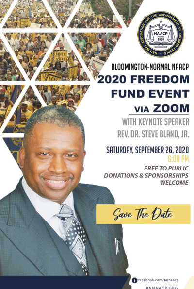 Church Events On Halloween Bloomington Normal 2020 Bloomington Normal NAACP to host annual Freedom Fund via Zoom
