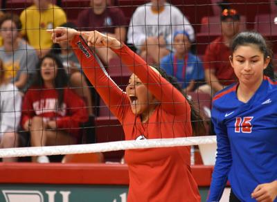 Kaylee Martin takes home Missouri Valley Player of the Week honors