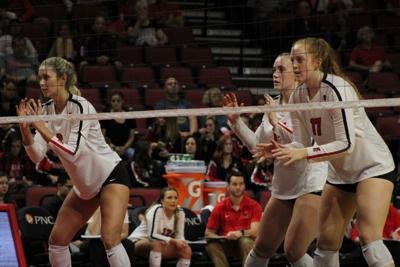 Illinois State volleyball sweeps Southern Illinois for second straight MVC win