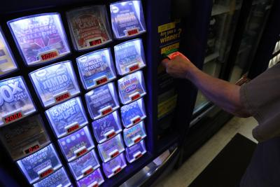 US NEWS LOTTERIES TB