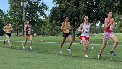 Cross Country shows strong performance at Redbird Invitational