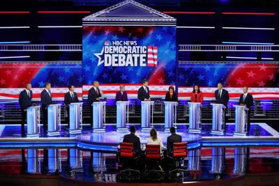 Seven things to watch for during latest Democratic debate