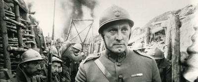 Film School Blog: Stanley Kubrick's Reflection on the Horror of War in 'Paths of Glory'