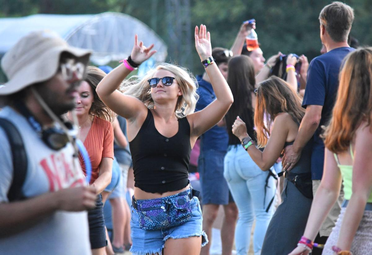 Lollapalooza dancing 2019