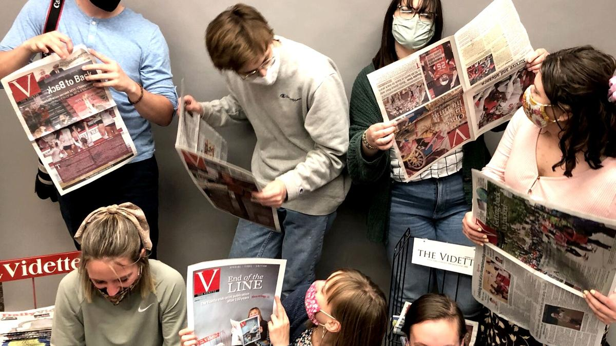 Illinois State students encouraged to become part of The Vidette team