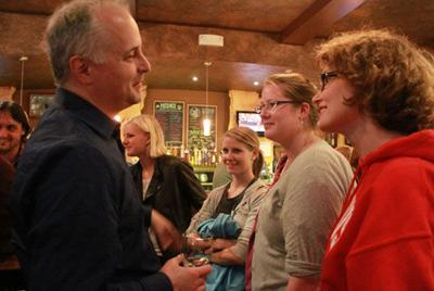 German community thrives outside the classroom at Medici