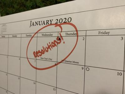 Are New Year's resolutions overrated?