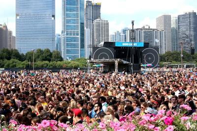 Has the Chicago summer festival market hit overload