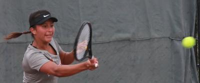 Women's tennis competes at MVC Individual Championship