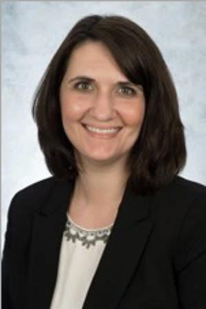 MCN assistant professor Melissa Jarvill