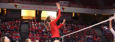 Redbird volleyball expecting return to the NCAA Tournament
