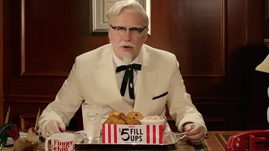 The Kfc Colonel Conspiracy Blogs Videtteonline