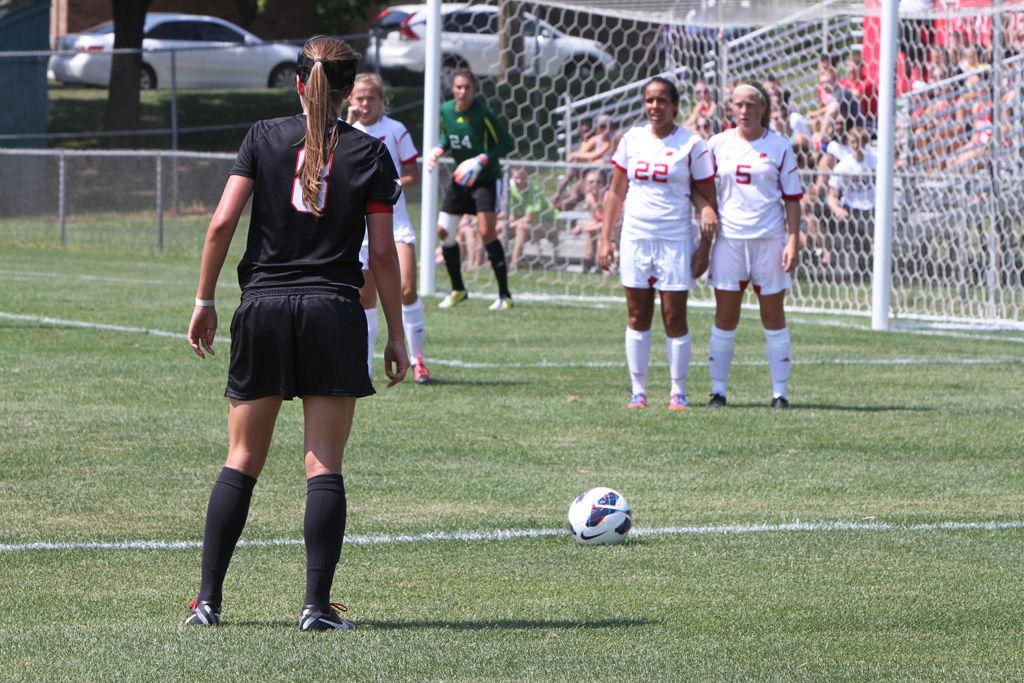 Redbird soccer splits games over weekend