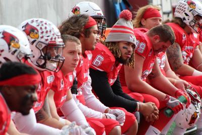 Illinois State football upsets No. 4 South Dakota State 27-18
