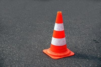 Road Closure Cone