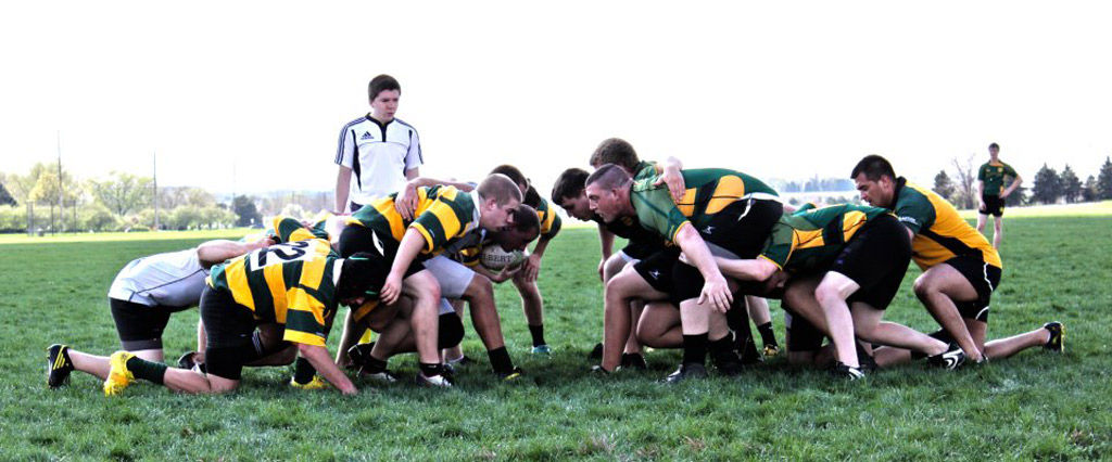 ISU men's rugby ranked 13th in nation