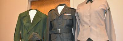 Boot Camp exhibit to honor veterans past, present