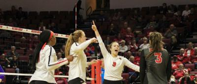 ISU volleyball completes comeback over Valparaiso in five sets