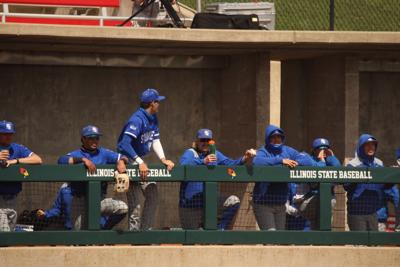 Bsb: indiana State bench