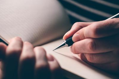 New blogger Fortino: Finding your voice is a worthwhile challenge as a writer